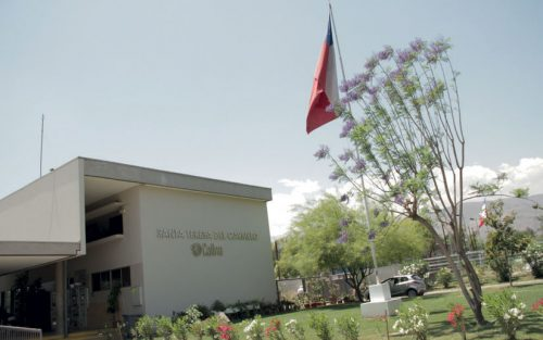 Escuela Santa Teresa del Carmelo