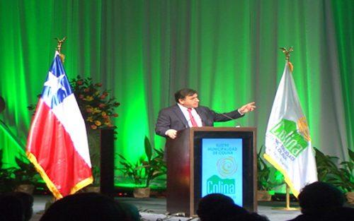Alcalde Mario Olavarría entregó Cuenta Pública 2016-2017