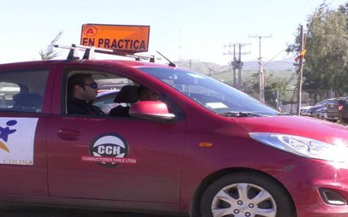 200 alumnos de Liceos municipales de Colina podrán obtener licencia de conducir de forma gratuita