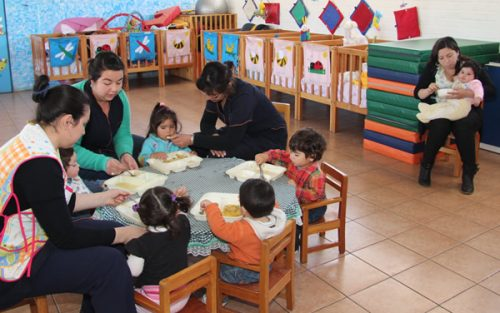 Sala Cuna y Jardín Infantil Antilaf