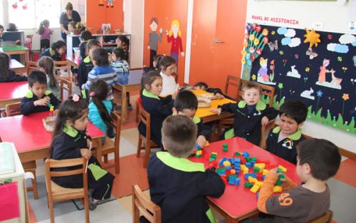 Sala Cuna y Jardín Infantil Arco Iris