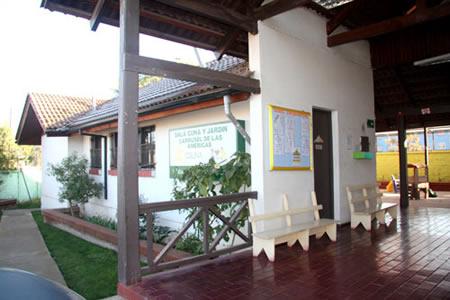 Sala Cuna y Jardín Infantil Carrusel de las Américas