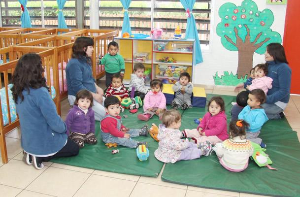Sala Cuna y Jardín Infantil Happy Day