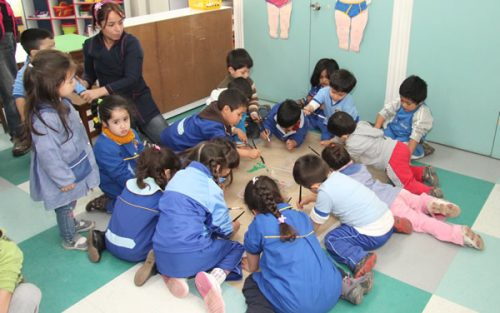Sala Cuna y Jardín Infantil Infancia Felíz