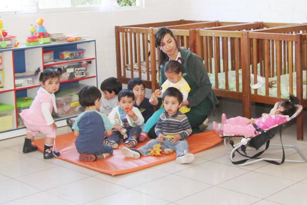 Sala Cuna y Jardín Infantil Arca de Noé