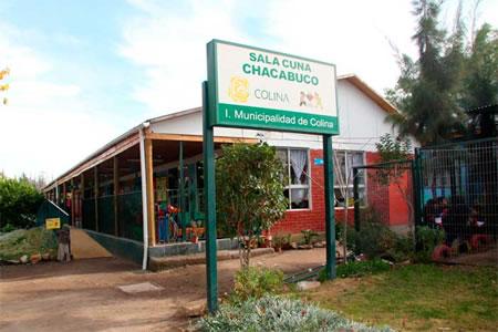 Sala Cuna y Jardín Infantil Pasitos de Chacabuco