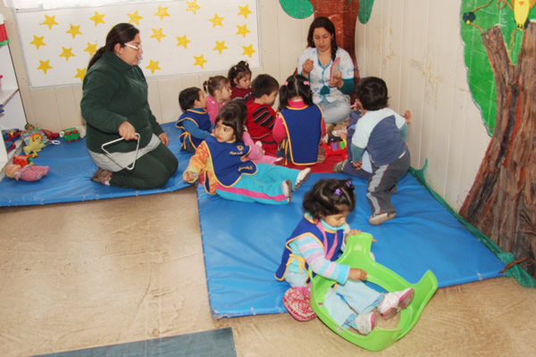 Sala Cuna y Jardín Infantil Rayito de Sol