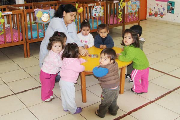 Sala Cuna y Jardín Infantil Santa Teresita de los Andes