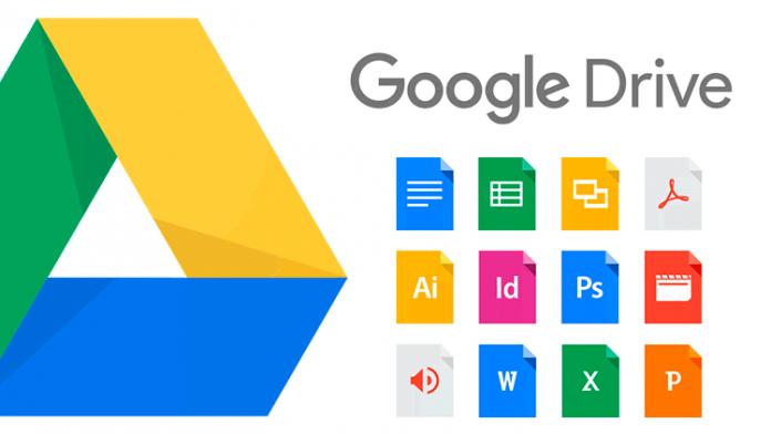 Archivos de Google Drive