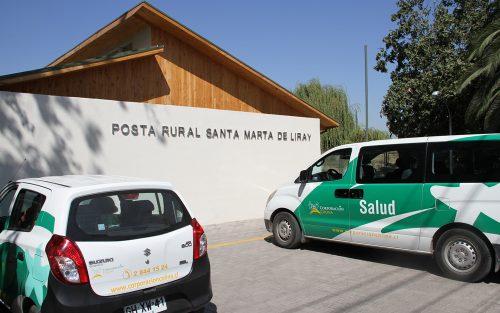 Posta Rural Santa Marta de Liray