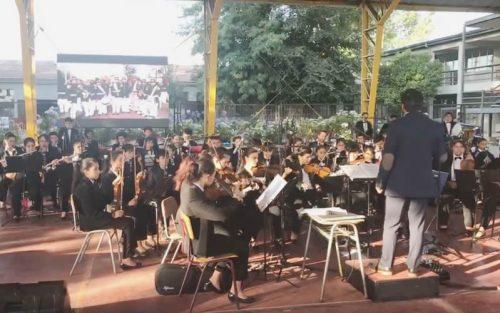Con emotivo concierto se celebró el 17º aniversario de la Escuela de Música de la Corporación Colina