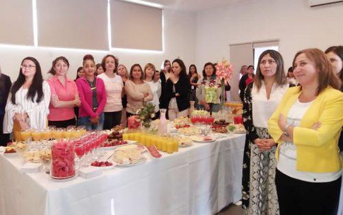 Corporación Municipal homenajeó a sus funcionarias en el Día Internacional de la Mujer