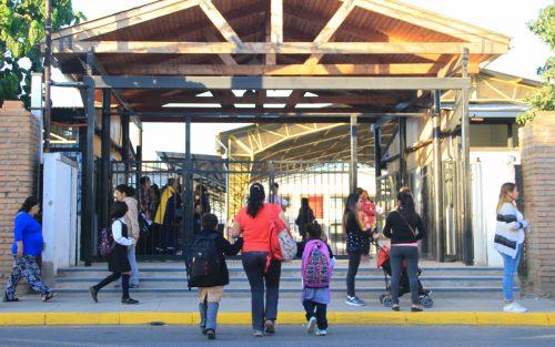 Con éxito inició el nuevo Año Escolar en las escuelas y liceos municipales