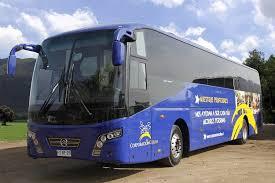 Nuevo Buses de Acercamiento