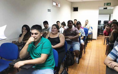 CENTRO DEL EMPRENDEDOR DE COLINA INICIA PROGRAMA ANUAL DE CAPACITACIONES CON CURSO DE SOLDADURA AL ARCO