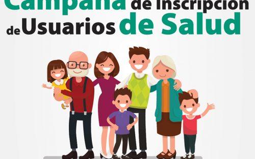 COLINA INICIA CAMPAÑA INSCRIPCIÓN DE USUARIOS DE SALUD