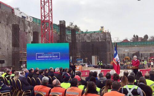 PRESIDENTE PIÑERA ANUNCIÓ CONSTRUCCIÓN EN COLINA DEL NUEVO HOSPITAL METROPOLITANO NORTE