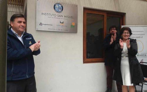 Instituto San Miguel funcionará a partir de 2020 con modelo pionero aprendizaje