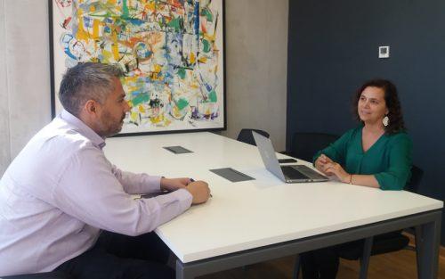 Centro del Emprendedor de Colina y Simón de Cirene ofrecen mentorías a emprendedores  afectados por la crisis