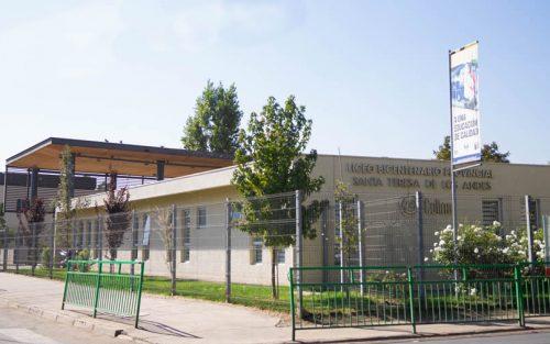 Liceo Bicentenario Santa Teresa de los Andes:  Este 2020 Colina vuelve a clases con más y mejores espacios para nuestros estudiantes