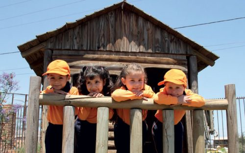 Escuela de Lenguaje Camina Alto:  Este 2020 Colina vuelve a clases con más y mejores espacios para nuestros estudiantes