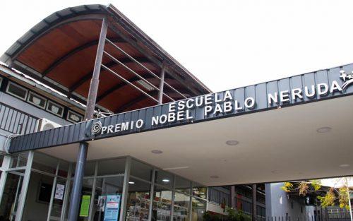 Escuela Premio Nobel Pablo Neruda: Este 2020 Colina vuelve a clases con más y mejores espacios para nuestros estudiantes