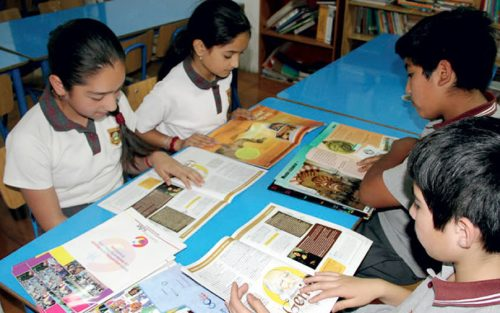 Escuela Santa Marta de Liray:  Este 2020 Colina vuelve a clases con más y mejores espacios para nuestros estudiantes