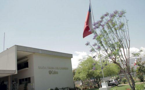 Escuela Santa Teresa del Carmelo:  Este 2020 Colina vuelve a clases con más y mejores espacios para nuestros estudiantes