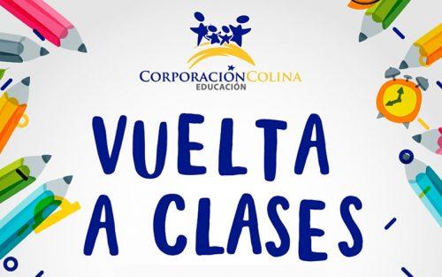Este lunes 2 de marzo comienza Año Escolar en Escuela San Vicente de lo Arcaya