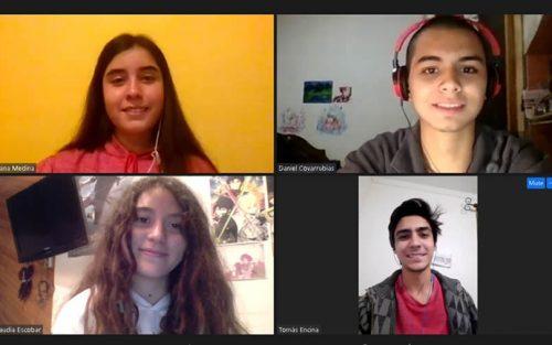 Estudiantes de Liceo Bicentenario  representarán a Chile en  competencia internacional  matemáticas