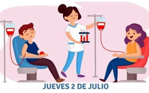 Colina realizará jornada especial de donación de sangre el jueves 02 de julio