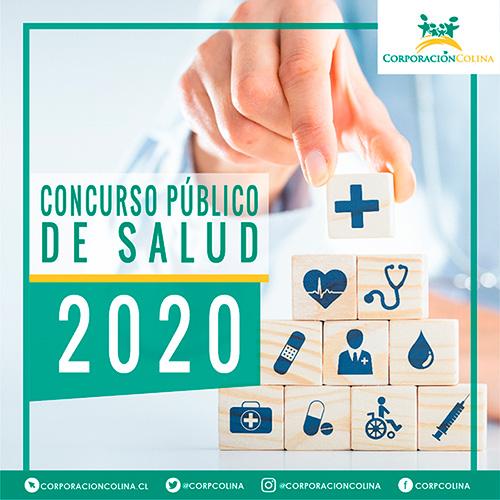 Concurso Público de Salud 2020