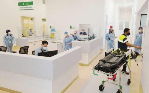 SAPU Esmeralda estrena nuevas instalaciones más amplias y modernas