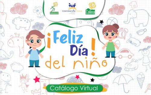 Catálogo virtual del Día del Niño: Una gran alternativa para emprendedores de Colina